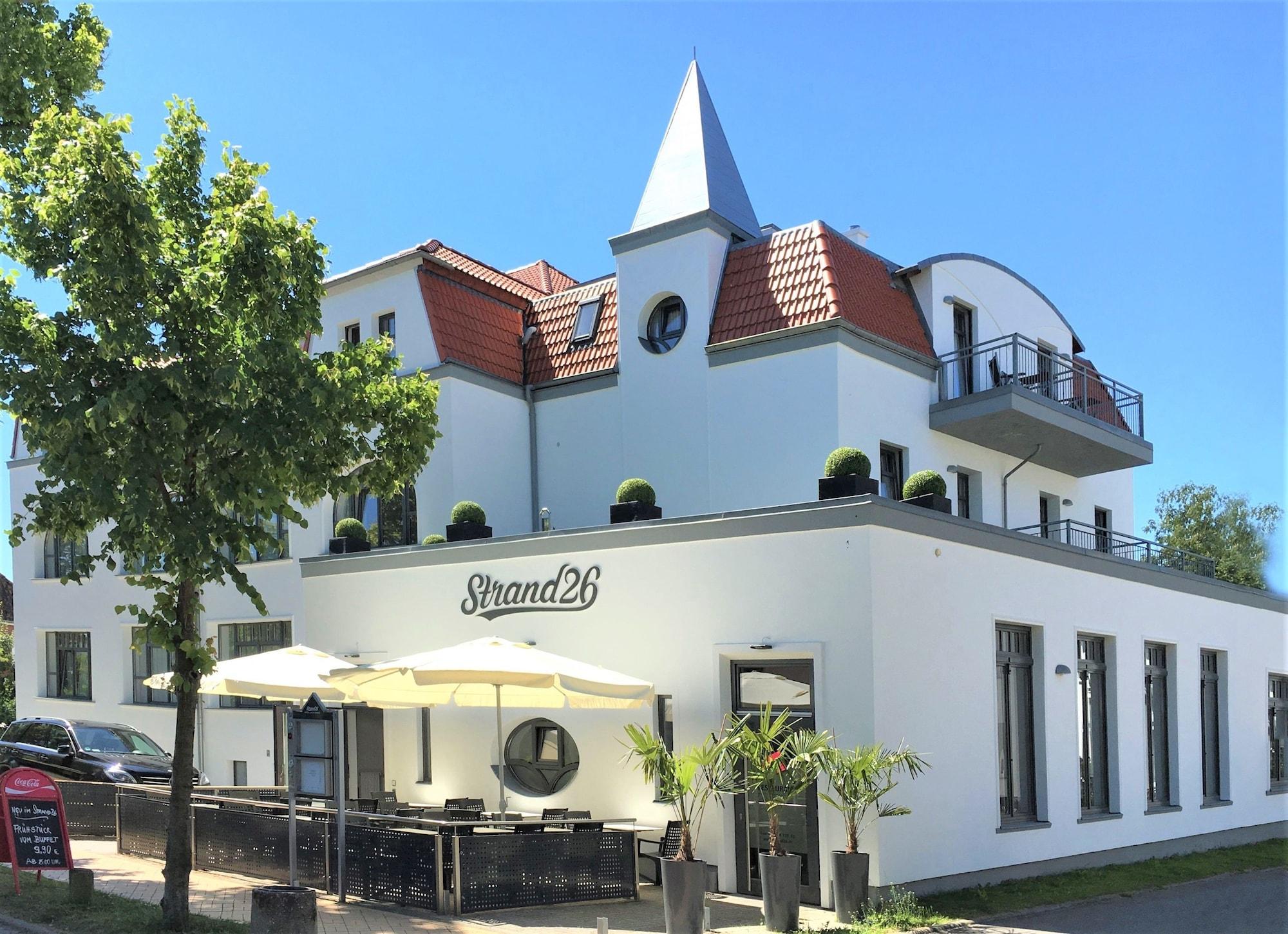 Hotel Strand26, Rostock
