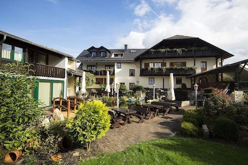 . Gartenhotel Hunsrücker Fass