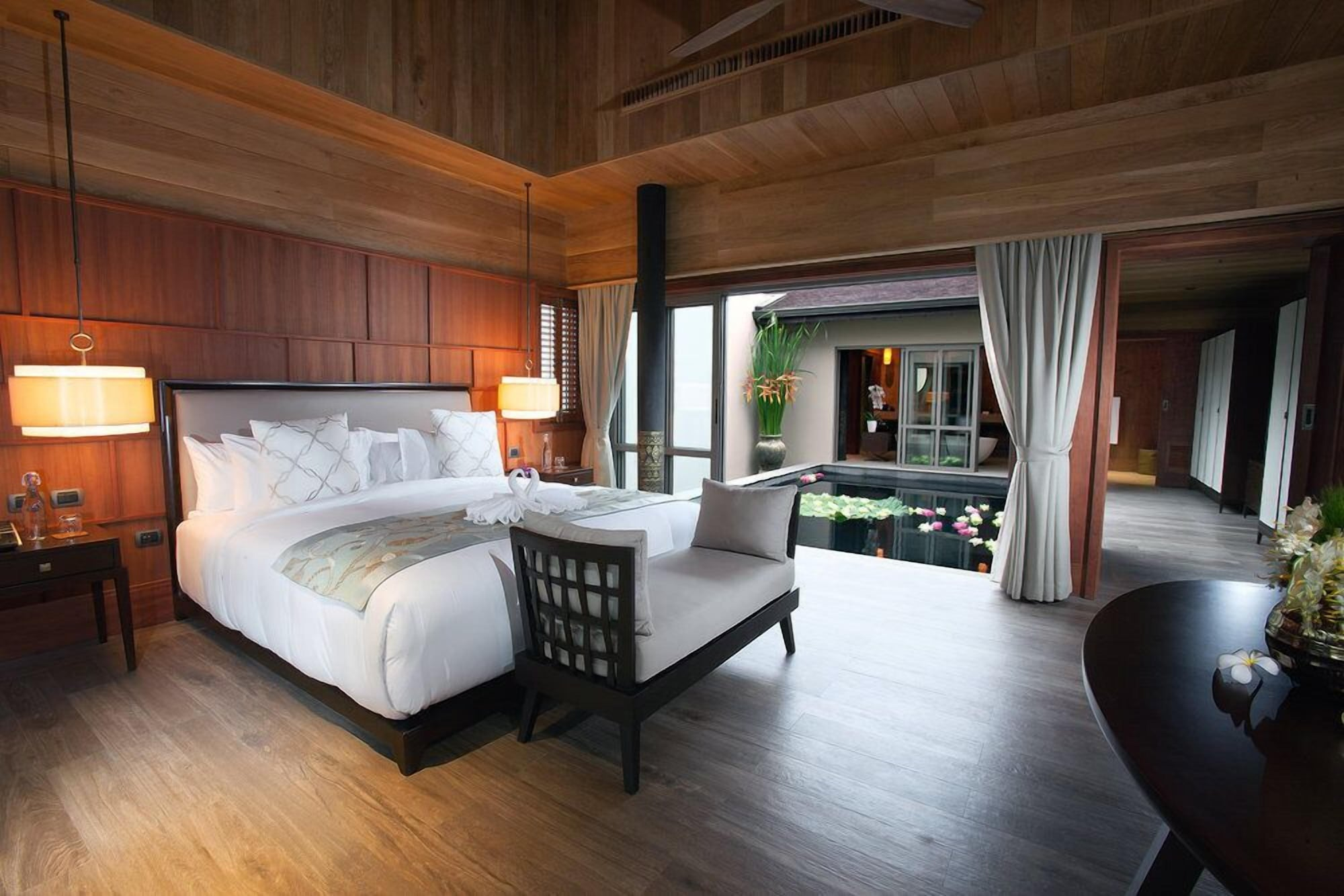 Ani Villas Thailand, Ko Yao District