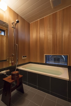 YADORU KYOTO HANARE GOJO TAKASE-AN Bathroom