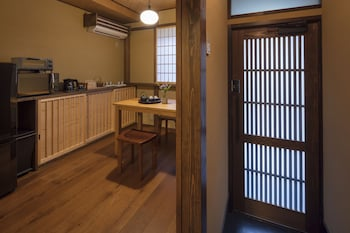YADORU KYOTO HANARE GOJO TAKASE-AN In-Room Dining