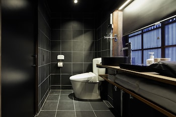 YADORU KYOTO KAGAMI NO YADO Bathroom