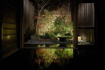 YADORU KYOTO KAGAMI NO YADO Living Room