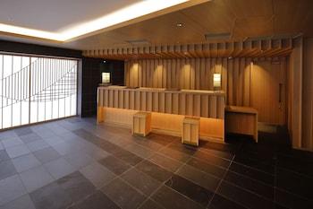 HOTEL SUNROUTE KYOTO KIYAMACHI Building design