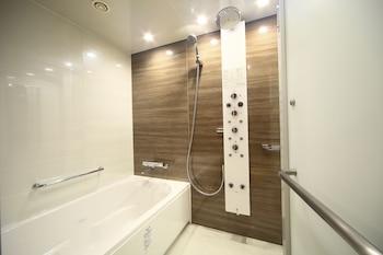 HOTEL SUNROUTE KYOTO KIYAMACHI Bathroom