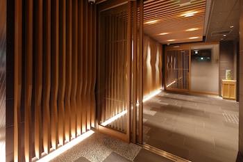 HOTEL SUNROUTE KYOTO KIYAMACHI Property Entrance
