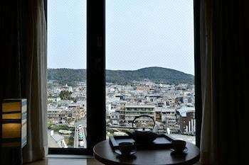 HOTEL SUNROUTE KYOTO KIYAMACHI View from Room