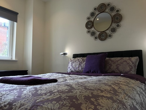 . Leamington Spa Serviced Apartments - Villiers House