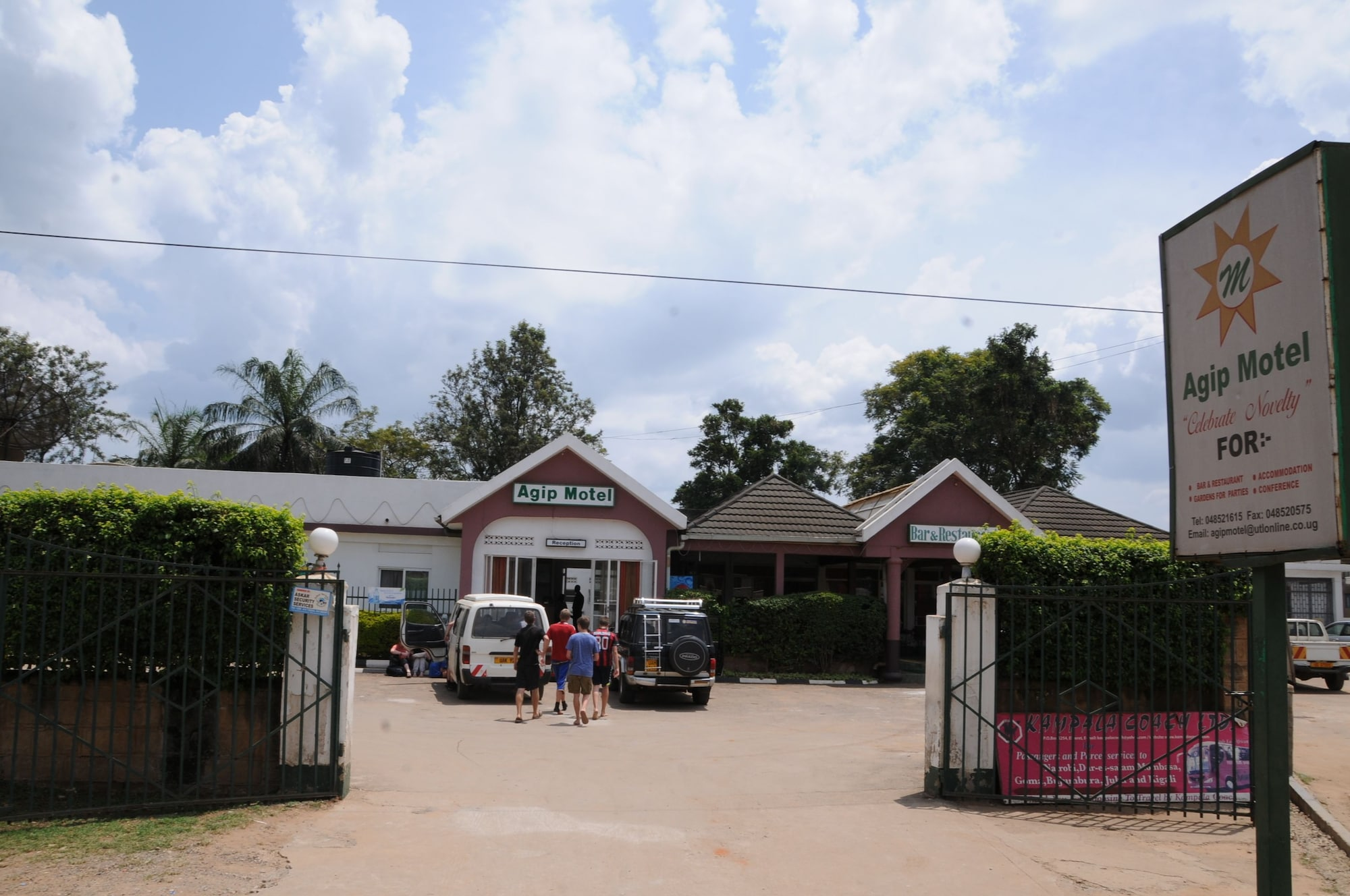 Agip Motel, Mbarara