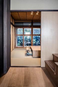 MAANA KYOTO Living Area