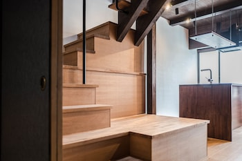 MAANA KYOTO Staircase