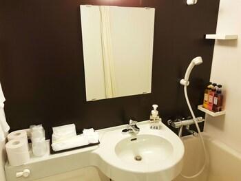 KYOTO NIJO HOTEL YUMEIROHA Bathroom