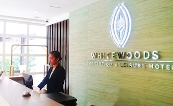WHITEWOODS CONVENTION & LEISURE HOTEL Check-in/Check-out Kiosk