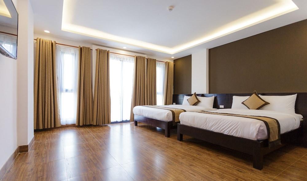 マンチェスター ホテル & アパートメント
