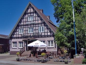 祖爾阿爾騰埃切有限公司飯店蓋爾吉皮恩飯店 Zur alten Eiche Inh. Gerd Pien