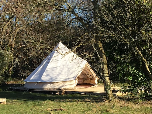 Bell Tent Glamping, Southampton
