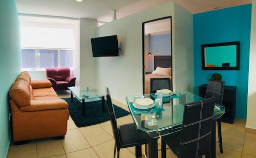 Alameda Downtown Apartment 404, Azcapotzalco
