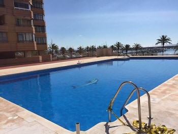Apartment With one Bedroom in Fuengirola, With Private Pool and Wifi -