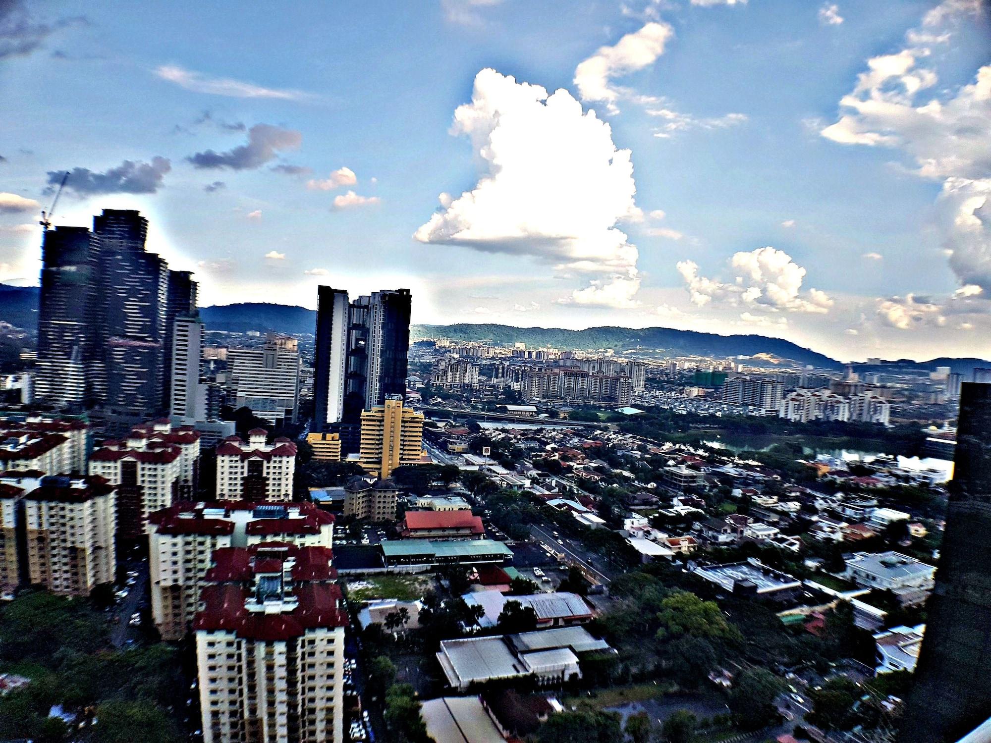 My Casa Spacious Apartment Near KLCC, Kuala Lumpur