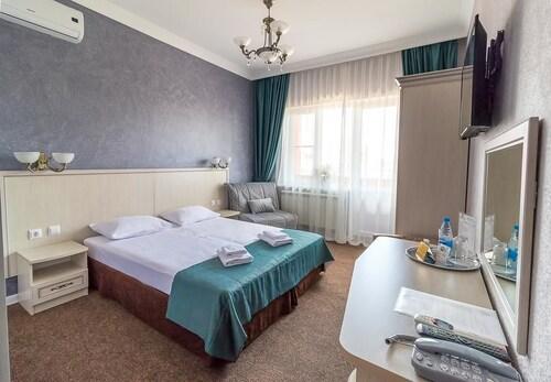 Hotel Korzhov, Krasnodar gorsovet