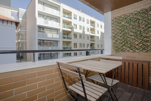 Liiiving in Matosinhos- Seaside Delight Apartment, Matosinhos