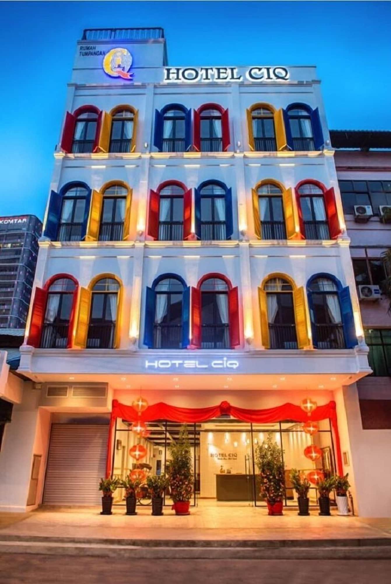 CIQ HOTEL at Jalan Trus, Johor Bahru