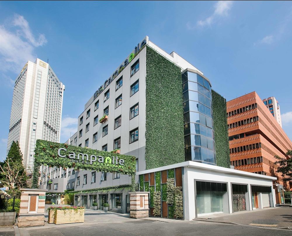 カンパニール上海ジン アン ホテル (上海康铂酒店)