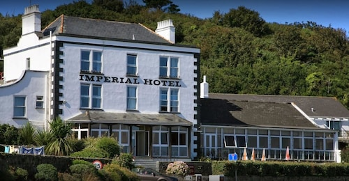 The Imperial Hotel,