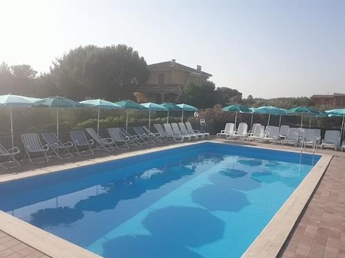 Villa Milici, Agrigento