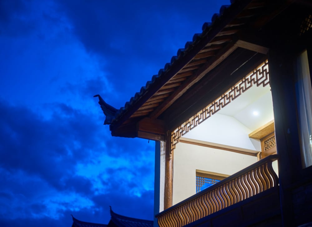 麗江ワンチォン ブティック イン (丽江如是·忘城精品客栈)