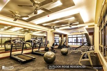 OUTLOOK RIDGE RESIDENCES N-206 Gym