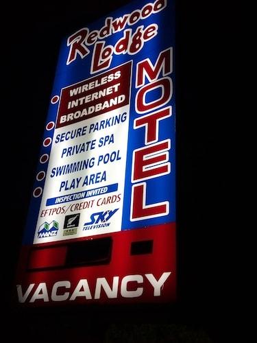 Redwood Lodge Motel, Horowhenua