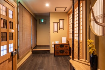 KUMO MACHIYA KAMOGAWA Interior Entrance