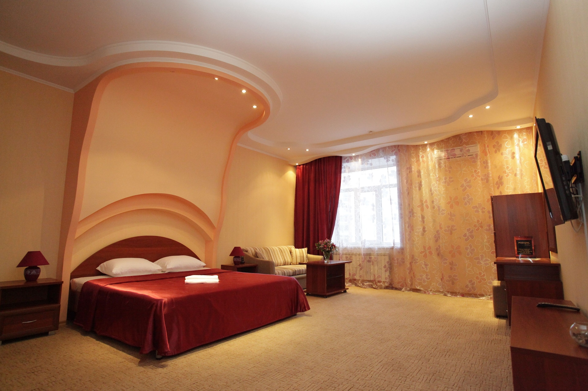 Lada-Voskhod Hotel Complex, Stavropol'skiy rayon