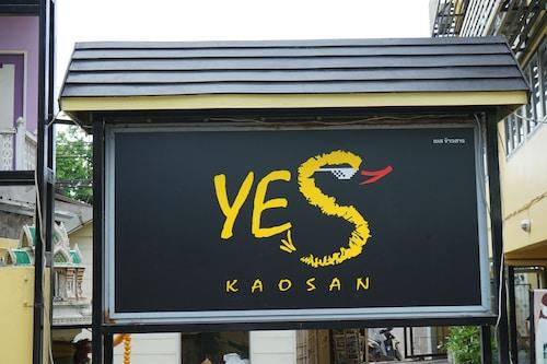 Yes Kaosan, Phra Nakhon