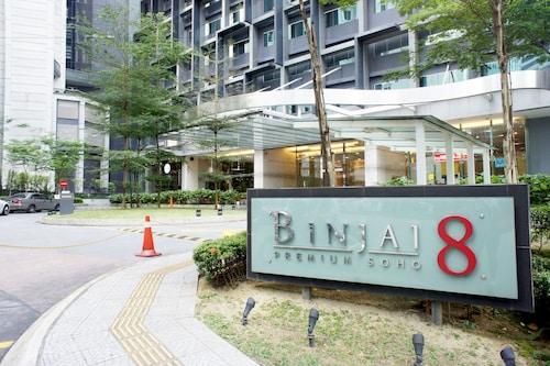 Binjai 8 KLCC @ De Space Suite, Kuala Lumpur