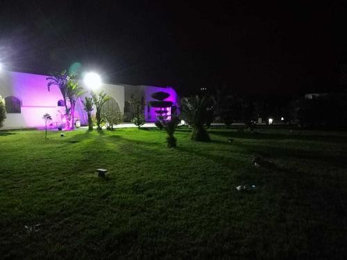 Villa Zayna, Bouhaira