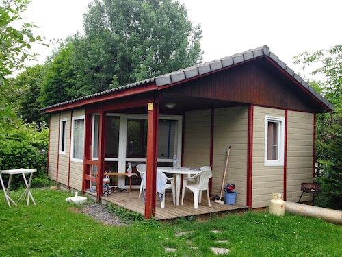 . Camping les Craoues