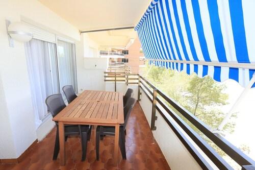 Apartamento Moderno Para 6 Personas en Salou, Tarragona