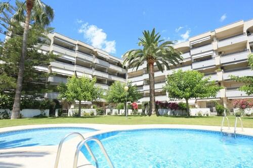 Apartamento Tranquila Para 4 Personas en Cambrils, Tarragona