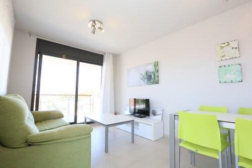 Apartamento Vista al Jardin Para 4 Personas en Cambrils, Tarragona