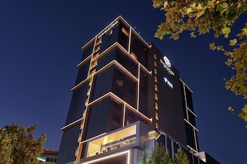 伯斯北橋希爾頓逸林飯店 Doubletree by Hilton Perth Northbridge