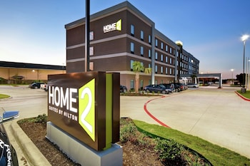 沃斯堡化石溪希爾頓惠庭飯店 Home2 Suites by Hilton Fort Worth Fossil Creek