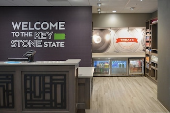Concierge Desk at Hampton Inn & Suites Philadelphia/Media in Media