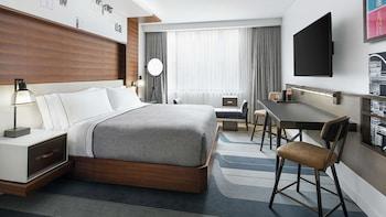 亞特蘭大市中心卡諾皮希爾頓飯店 Canopy by Hilton Atlanta Midtown