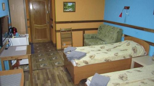 Hotel Garrah, Sankt-Peterburg gorsovet