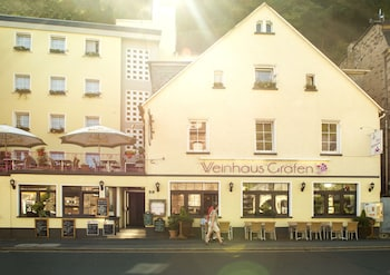 格萊芬威恩豪斯飯店 Weinhaus Graefen
