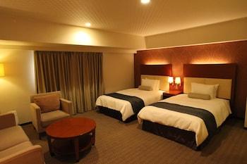 モデレート ツインルーム 禁煙 中島屋グランドホテル