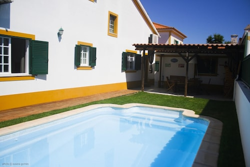 House With 3 Bedrooms in Brejos de Azeitão, With Private Pool, Furnish, Setúbal