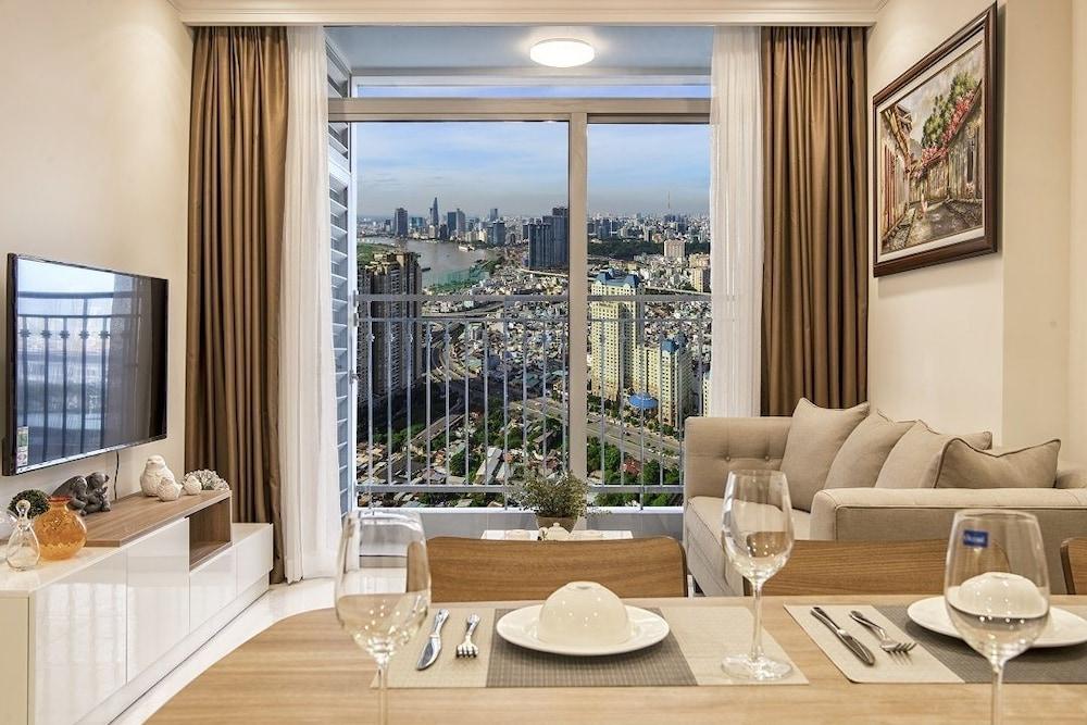 Brilliant HCMC Service Apartments